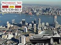 Long Distance Taxi from Morristown NJ